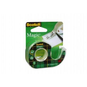 Lepiaca páska Scotch Magic 19mm x 7,5m s dispenzorom