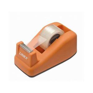 Odvíjač lepiacej pásky, oranžový